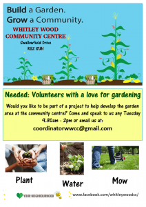 All events for Build a garden – grow a community – What's On